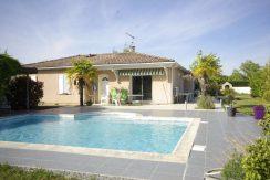 MAISON T5 Beau jardin avec Piscine - Montauban OuestA.B.I - Agence Bourdarios Immobilier -  A.B.I  Agence Bourdarios Immobilier-1