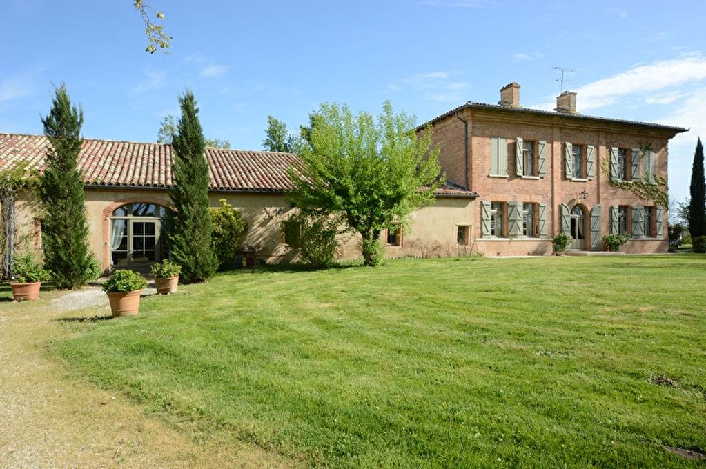 Belle propriété mixte Montauban Nord
