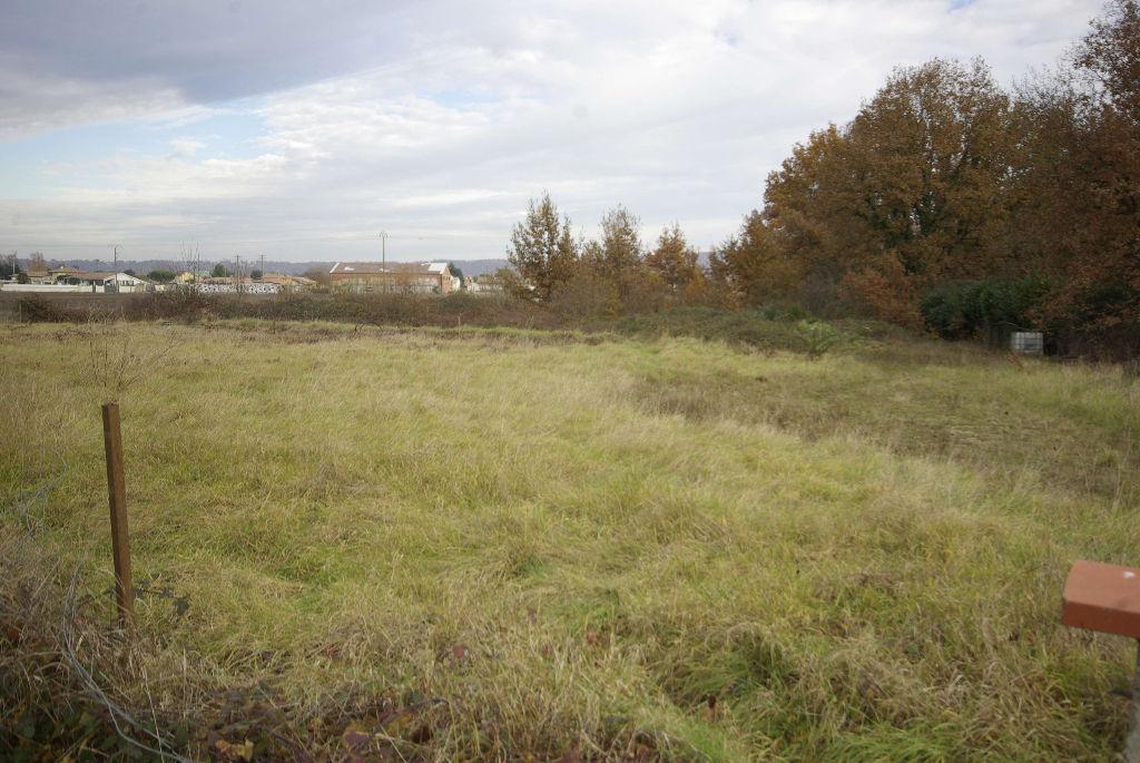 Montauban Sud terrain viabilisé de 4800 m² en Zone Artisanale commerciale