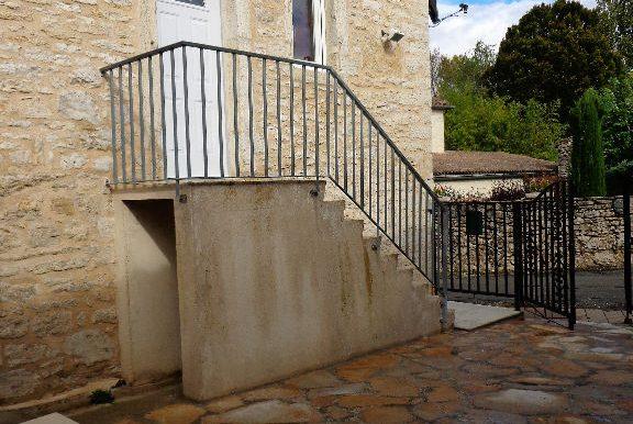 Appartement T3 Bis avec cour et parkingA.B.I - Agence Bourdarios Immobilier -  A.B.I  Agence Bourdarios Immobilier-5