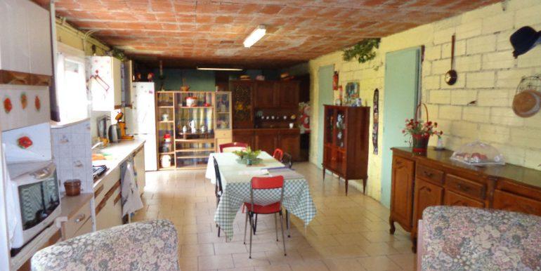 Maison 5 pièces 100 m2 et garage sur 1900m2 de terrain.A.B.I - Agence Bourdarios Immobilier - A.B.I  Agence Bourdarios Immobilier-8