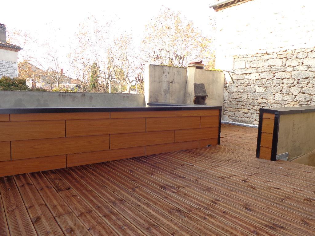Maison 5 pièces 120 m2 avec terrasse