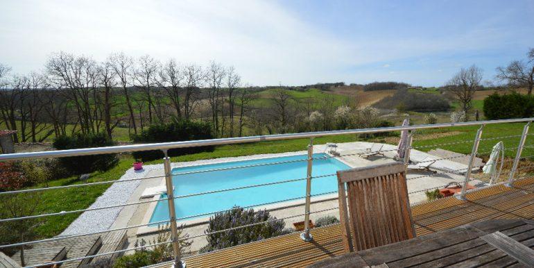 piscine double garage. Très beau cadreA.B.I - Agence Bourdarios Immobilier - A.B.I  Agence Bourdarios Immobilier-1