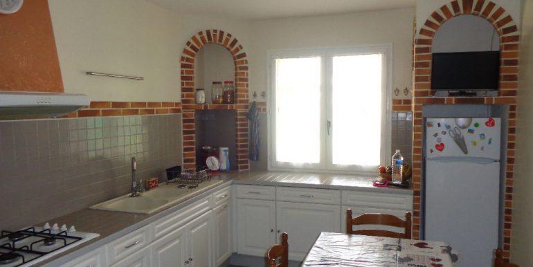 Maison 130m2 - 4 chambres et 2797m2 terrain constructibleA.B.I - Agence Bourdarios Immobilier - A.B.I  Agence Bourdarios Immobilier-5