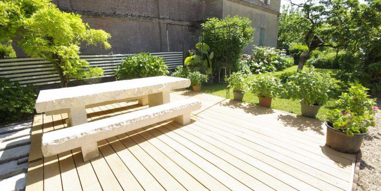 spacieuse T 7 avec jardin et dépendances - Montauban OuestA.B.I - Agence Bourdarios Immobilier - A.B.I  Agence Bourdarios Immobilier-6