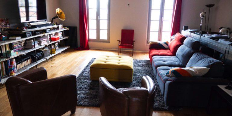 Grand Appartement 4 chambres Montauban VillebourbonA.B.I - Agence Bourdarios Immobilier - A.B.I  Agence Bourdarios Immobilier-2