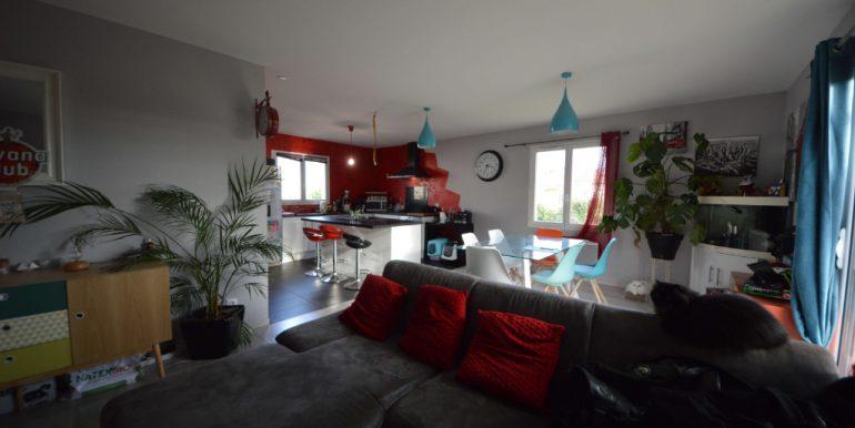 Maison T5 de 2012 sous dommages ouvrages Montauban Pouty de 105 m2A.B.I - Agence Bourdarios Immobilier - A.B.I  Agence Bourdarios Immobilier-2