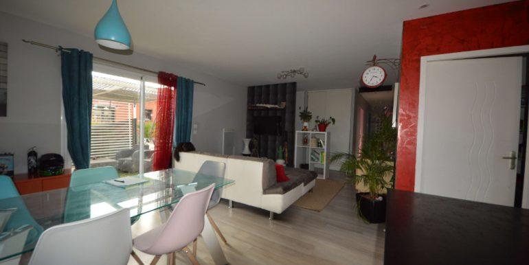 Maison T5 de 2012 sous dommages ouvrages Montauban Pouty de 105 m2A.B.I - Agence Bourdarios Immobilier - A.B.I  Agence Bourdarios Immobilier-3