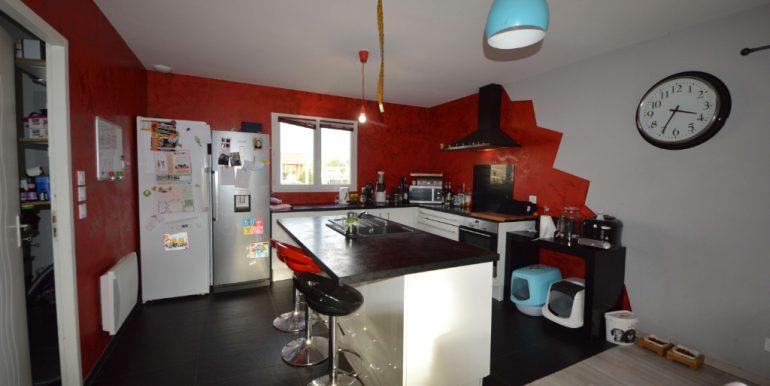Maison T5 de 2012 sous dommages ouvrages Montauban Pouty de 105 m2A.B.I - Agence Bourdarios Immobilier - A.B.I  Agence Bourdarios Immobilier-4