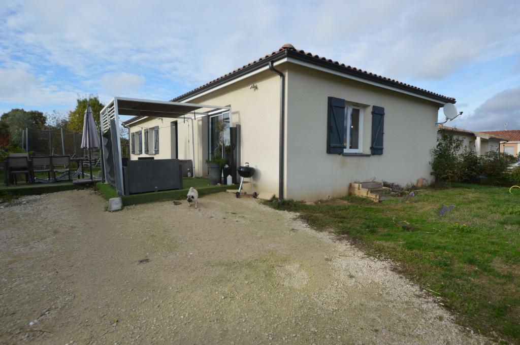 Maison T5 de 2012 sous dommages ouvrages Montauban Pouty de 105 m2