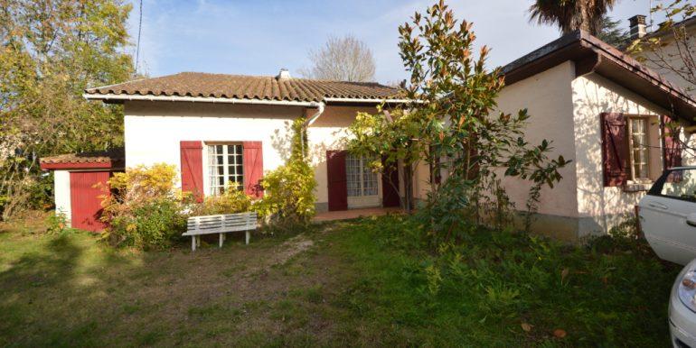 maison de maçon 5 chambres jardin
