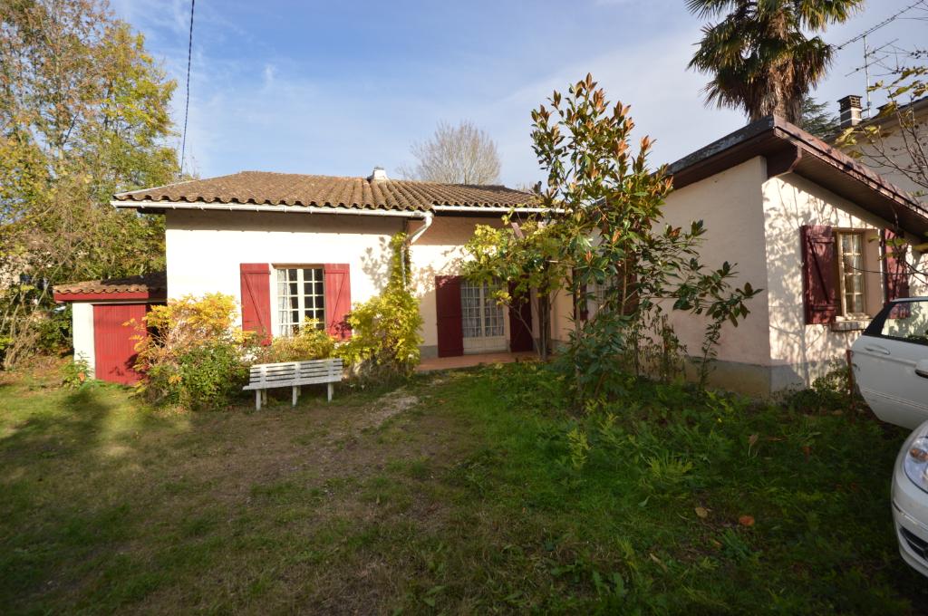 maison de maçon 5 chambres jardin, garage et maison d'amis