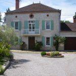 Maison quercynoise 200m2 - piscine et dépendancesA.B.I - Agence Bourdarios Immobilier - A.B.I  Agence Bourdarios Immobilier-1