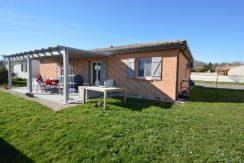 Maison Contemporaine de 102 m²  à 10 minutes de Montauban T4 avec jardin clos de 670  m²A.B.I - Agence Bourdarios Immobilier - A.B.I  Agence Bourdarios Immobilier-1