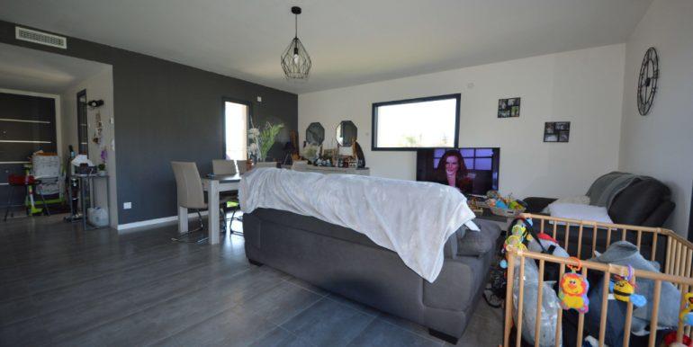 Maison contemporaine de 2018. T5 de 125 m² à 20 minutes Montauban EstA.B.I - Agence Bourdarios Immobilier - A.B.I  Agence Bourdarios Immobilier-2