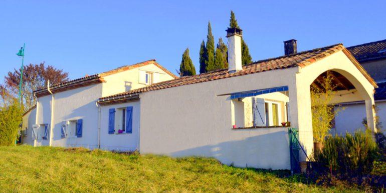 Maison ancienne rénovéeA.B.I - Agence Bourdarios Immobilier -  A.B.I  Agence Bourdarios Immobilier-4