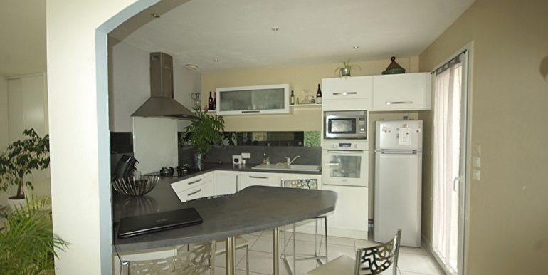 MAISON T5 Beau jardin avec Piscine - Montauban OuestA.B.I - Agence Bourdarios Immobilier -  A.B.I  Agence Bourdarios Immobilier-4