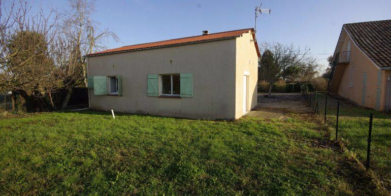 Maison T4 bâtie en tradi avec dépendance aménagée en T2 Montauban Ouest - MontaubanA.B.I - Agence Bourdarios Immobilier -  A.B.I  Agence Bourdarios Immobilier-12