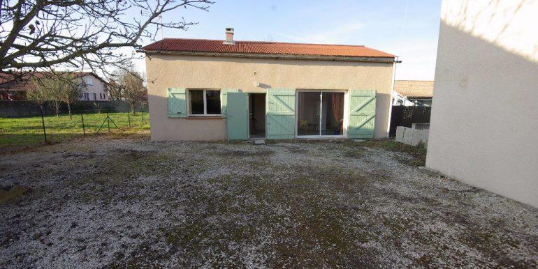 Maison T4 bâtie en tradi avec dépendance aménagée en T2 Montauban Ouest - MontaubanA.B.I - Agence Bourdarios Immobilier -  A.B.I  Agence Bourdarios Immobilier-7