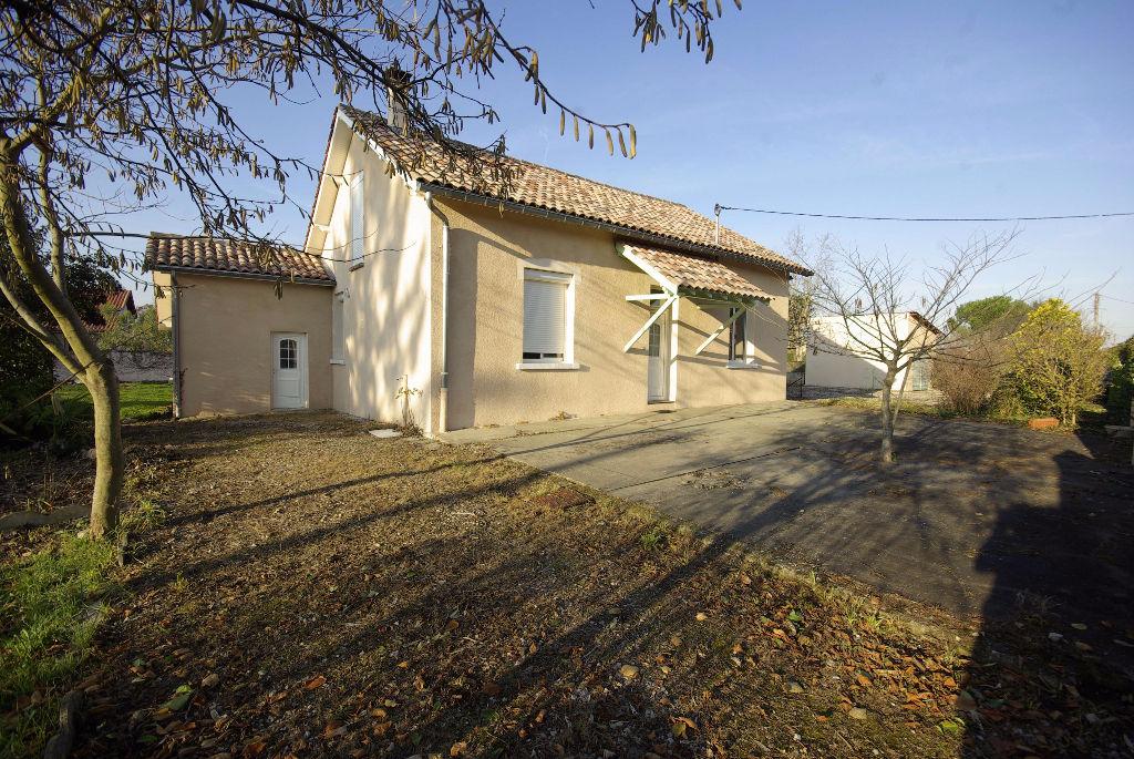 Maison T4 bâtie en tradi avec dépendance aménagée en T2 Montauban Ouest – Montauban