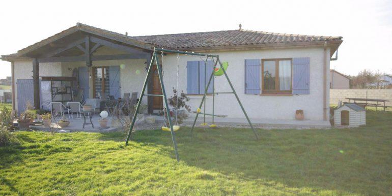 Maison T4 Montauban-Sud avec jardin et garageA.B.I - Agence Bourdarios Immobilier -  A.B.I  Agence Bourdarios Immobilier-1