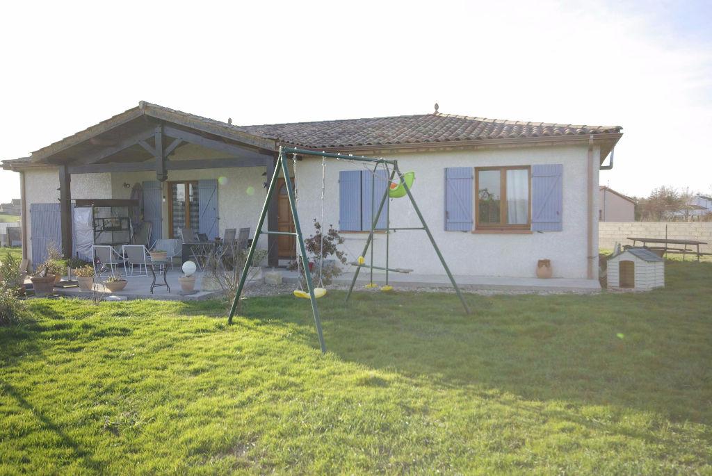Maison T4 Montauban-Sud avec jardin et garage