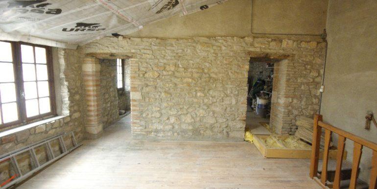 Maison ancienne avec cour au coeur du villageA.B.I - Agence Bourdarios Immobilier -  A.B.I  Agence Bourdarios Immobilier-8