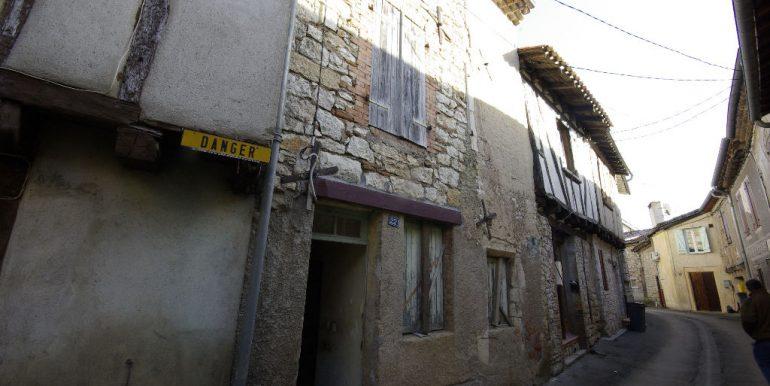 Maison de village à rénoverA.B.I - Agence Bourdarios Immobilier -  A.B.I  Agence Bourdarios Immobilier-6