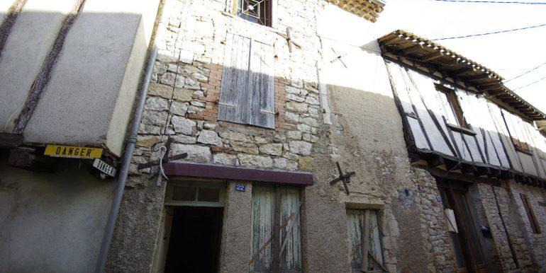 Maison de village à rénoverA.B.I - Agence Bourdarios Immobilier -  A.B.I  Agence Bourdarios Immobilier-7