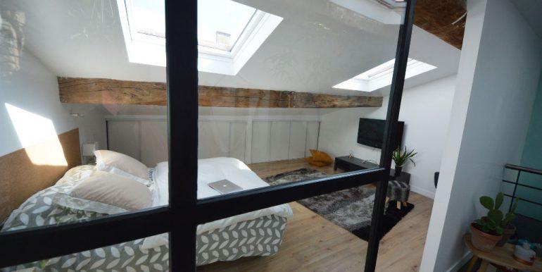 Superbe Maison Loft avec Garage - Montauban CentreA.B.I - Agence Bourdarios Immobilier -  A.B.I  Agence Bourdarios Immobilier-13