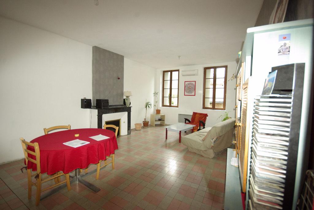 Appartement avec terrasse tout à pieds