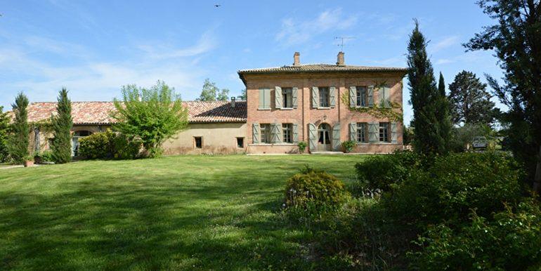 Belle propriété mixte Montauban NordA.B.I - Agence Bourdarios Immobilier -  A.B.I  Agence Bourdarios Immobilier-10