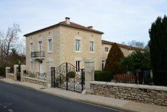 Maison de maître centre ville 12 pièce(s) 280 m2A.B.I - Agence Bourdarios Immobilier - A.B.I  Agence Bourdarios Immobilier-1
