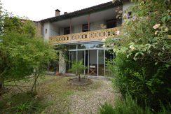 Maison Traditionnelle de 4 pièce(s) 80 m2 avec garage attenant et jardin arboré de 2700 m²A.B.I - Agence Bourdarios Immobilier - A.B.I  Agence Bourdarios Immobilier-1