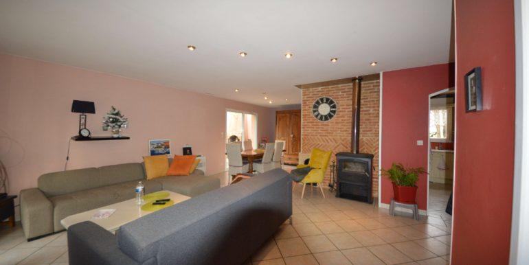 Maison Montauban ouest de 90 m2 avec garage attenant jardin arboré closA.B.I - Agence Bourdarios Immobilier - A.B.I  Agence Bourdarios Immobilier-2