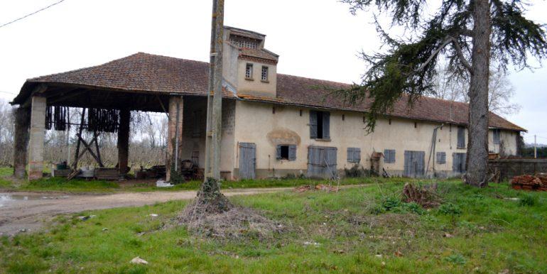Maison 1930 cossue dans son état d'origine et dépendances importantesA.B.I - Agence Bourdarios Immobilier - A.B.I  Agence Bourdarios Immobilier-11