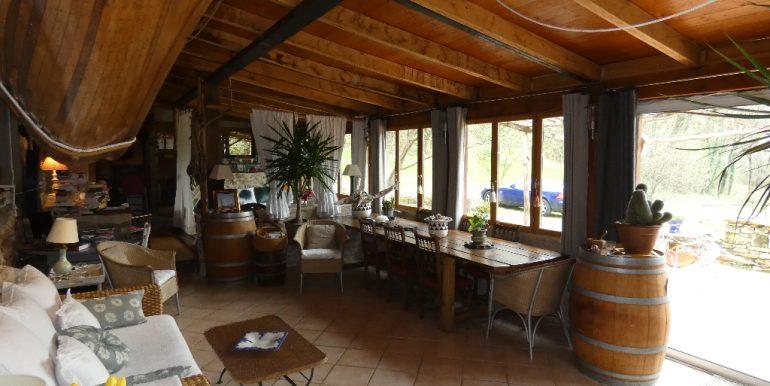 Bergerie rénovée 166 m² avec dépendanceA.B.I - Agence Bourdarios Immobilier - A.B.I  Agence Bourdarios Immobilier-4