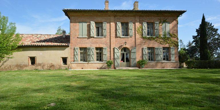 Belle propriété mixte Montauban NordA.B.I - Agence Bourdarios Immobilier - A.B.I  Agence Bourdarios Immobilier-2