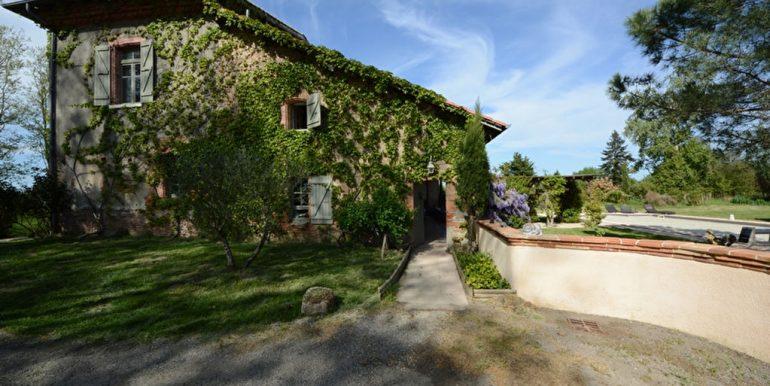 Belle propriété mixte Montauban NordA.B.I - Agence Bourdarios Immobilier - A.B.I  Agence Bourdarios Immobilier-12