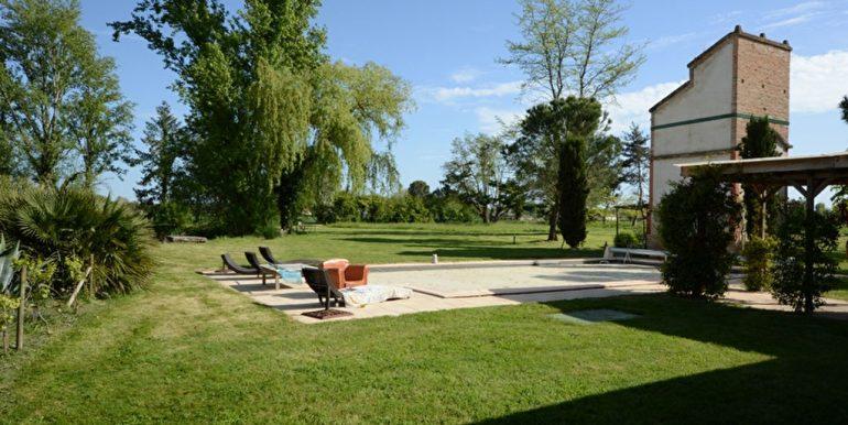 Belle propriété mixte Montauban NordA.B.I - Agence Bourdarios Immobilier - A.B.I  Agence Bourdarios Immobilier-3