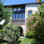 Maison de ville avec jardin et garage à VillebourbonA.B.I - Agence Bourdarios Immobilier - A.B.I  Agence Bourdarios Immobilier-1