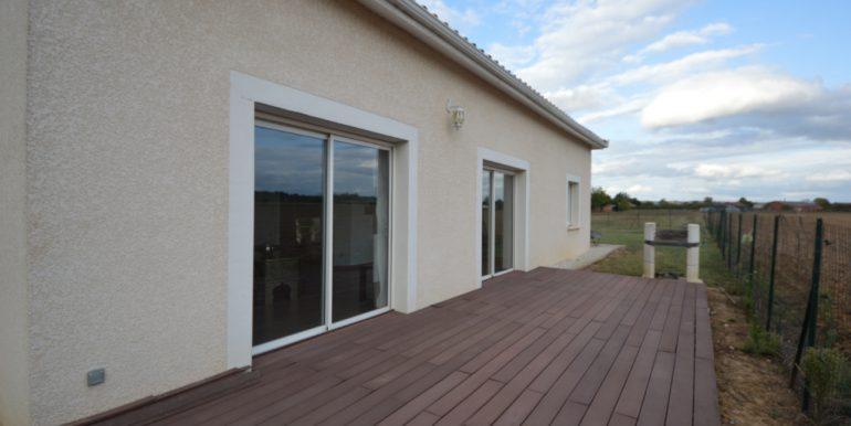 Villa récente au calme...A.B.I - Agence Bourdarios Immobilier - A.B.I  Agence Bourdarios Immobilier-13