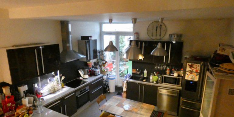 Maison de ville 4 chambres avec cour et dépendanceA.B.I - Agence Bourdarios Immobilier - A.B.I  Agence Bourdarios Immobilier-3