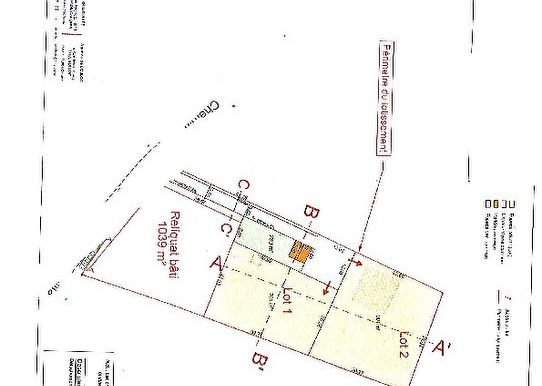 Terrain à bâtir de 700 m² secteur Montauban Bas-PaysA.B.I - Agence Bourdarios Immobilier - A.B.I  Agence Bourdarios Immobilier-2