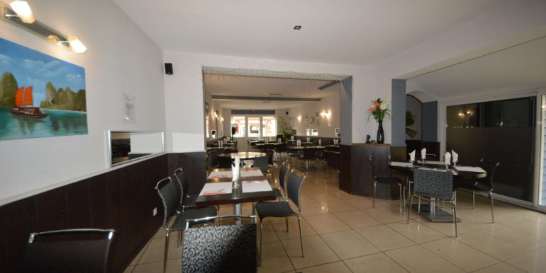 FOND DE COMMERCE RESTAURANT TerrasseA.B.I - Agence Bourdarios Immobilier - A.B.I  Agence Bourdarios Immobilier-1