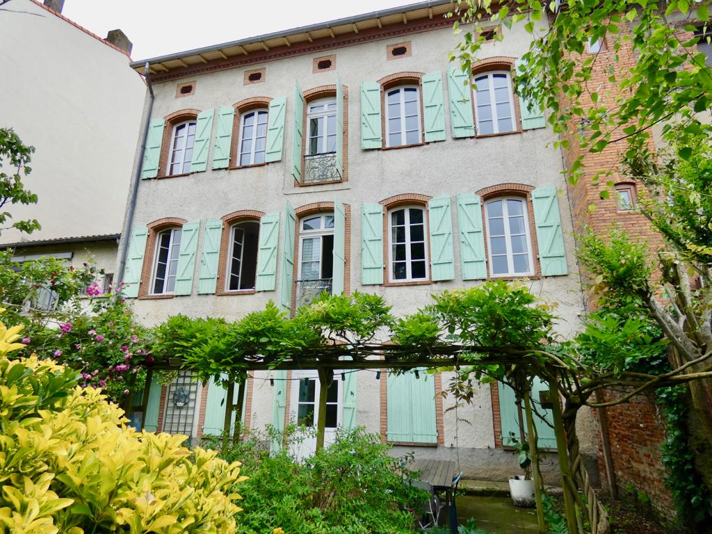 Maison de ville Montauban 7 pièce(s) 272 m2