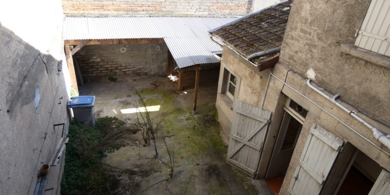 Maison de ville 130 m² avec cour sans vis à visA.B.I - Agence Bourdarios Immobilier - A.B.I  Agence Bourdarios Immobilier-8
