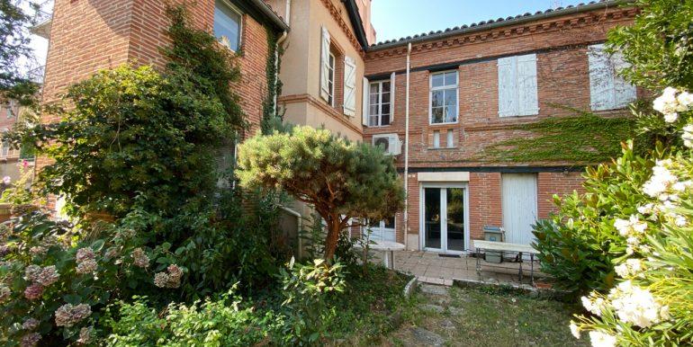 Montalbanaise fin XIXe en centre-villeA.B.I - Agence Bourdarios Immobilier - A.B.I  Agence Bourdarios Immobilier-2