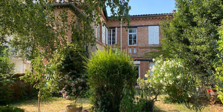 Montalbanaise fin XIXe en centre-villeA.B.I - Agence Bourdarios Immobilier - A.B.I  Agence Bourdarios Immobilier-3