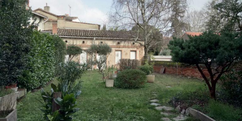 Montalbanaise fin XIXe en centre-villeA.B.I - Agence Bourdarios Immobilier - A.B.I  Agence Bourdarios Immobilier-5